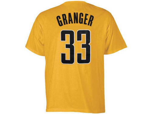 Indiana Pacers Danny Granger NBA Player T-Shirt