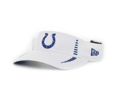 Indianapolis Colts New Era NFL Training Camp Visor Hats