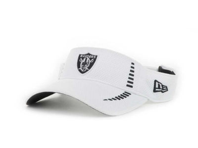 Oakland Raiders NFL Training Camp Visor Hats
