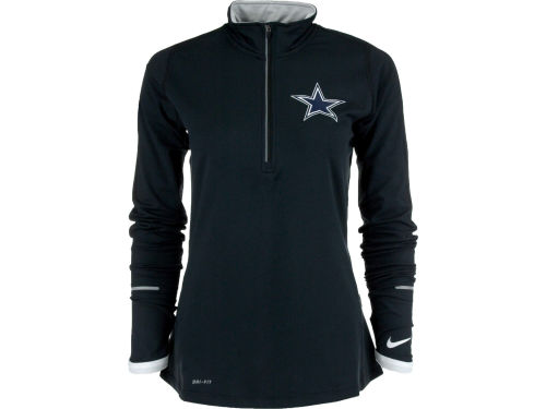 Dallas Cowboys NFL Womens Conversion 1/4 Zip Top