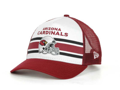 Arizona Cardinals NFL Spiral Stripe 9FORTY Hats