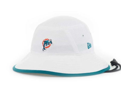 Miami Dolphins NFL Training Camp Bucket Hats