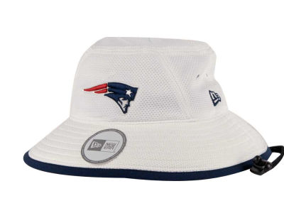 New England Patriots NFL Training Camp Bucket Hats