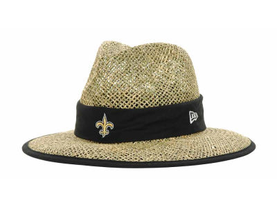 New Orleans Saints NFL Training Camp Straw Hats