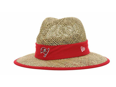 Tampa Bay Buccaneers NFL Training Camp Straw Hats