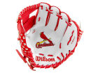 St. Louis Cardinals Tee Ball Glove Collectibles