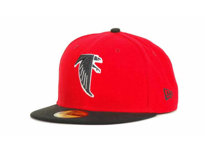 Atlanta Falcons NFL Official On Field 59FIFTY Hats