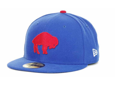 Buffalo Bills NFL Official On Field 59FIFTY Hats