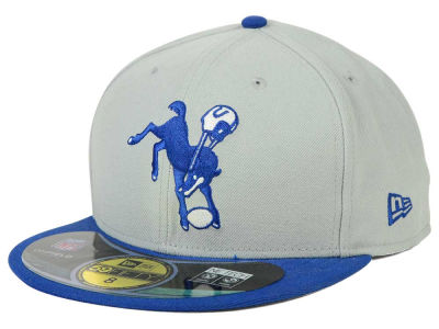 Indianapolis Colts NFL Official On Field 59FIFTY Cap Hats