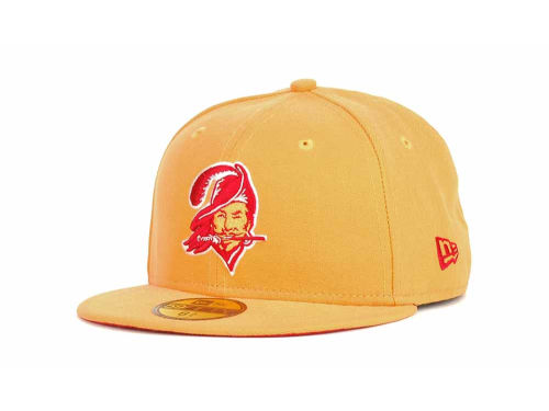 Tampa Bay Buccaneers New Era NFL Official On Field 59FIFTY Cap Hats