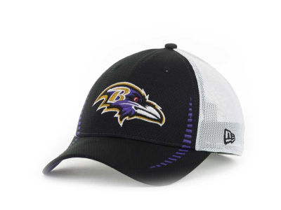 Baltimore Ravens NFL Team Color Training Camp Burner 39THIRTY Hats