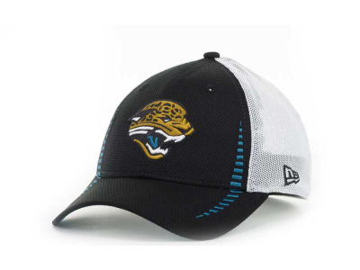Jacksonville Jaguars NFL Team Color Training Camp Burner 39THIRTY Hats