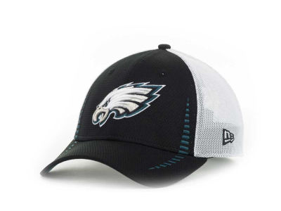 Philadelphia Eagles NFL Team Color Training Camp Burner 39THIRTY Hats