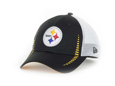 Pittsburgh Steelers NFL Team Color Training Camp Burner 39THIRTY Hats