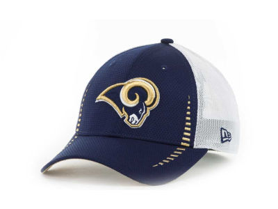 St. Louis Rams NFL Team Color Training Camp Burner 39THIRTY Hats