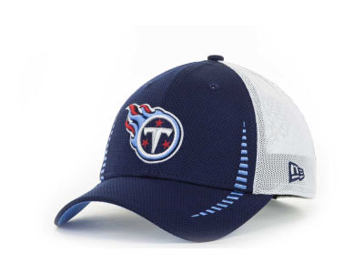 Tennessee Titans NFL Team Color Training Camp Burner 39THIRTY Hats