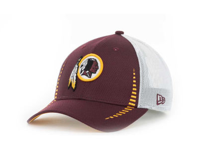 Washington Redskins NFL Team Color Training Camp Burner 39THIRTY Hats