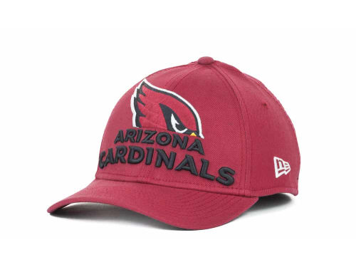 Arizona Cardinals New Era NFL Eight in the Box 39THIRTY Hats