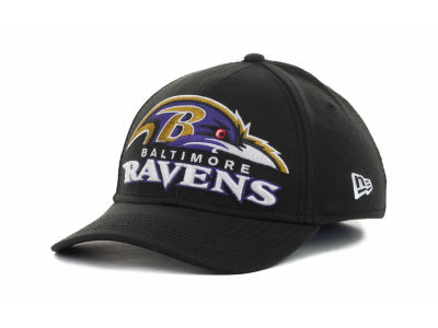 Baltimore Ravens NFL Eight in the Box 39THIRTY Hats