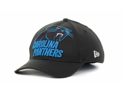 Carolina Panthers NFL Eight in the Box 39THIRTY Hats