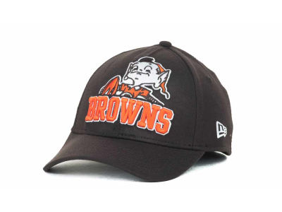 Cleveland Browns NFL Eight in the Box 39THIRTY Hats