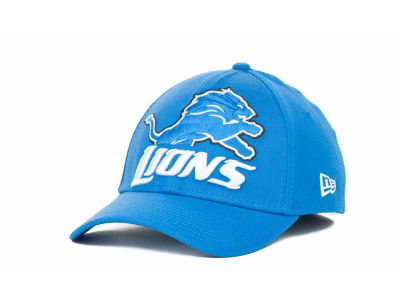 Detroit Lions NFL Eight in the Box 39THIRTY Hats