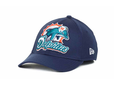 Miami Dolphins NFL Eight in the Box 39THIRTY Hats