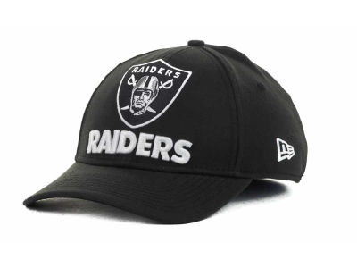 Oakland Raiders NFL Eight in the Box 39THIRTY Hats