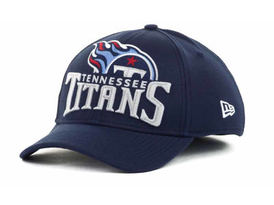 Tennessee Titans NFL Eight in the Box 39THIRTY Hats
