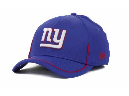 New York Giants New Era NFL Tactelrific 39THIRTY Hats