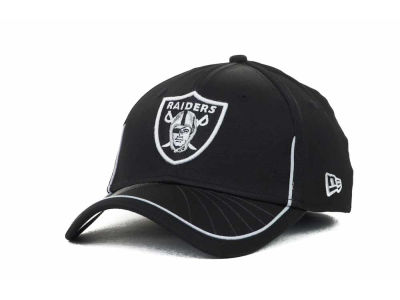Oakland Raiders NFL Tactelrific 39THIRTY Hats