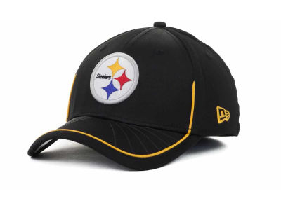 Pittsburgh Steelers NFL Tactelrific 39THIRTY Hats