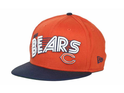 Chicago Bears NFL Swoop 9FIFTY Snapback Hats