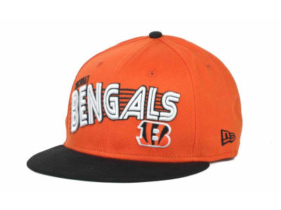 Cincinnati Bengals NFL Swoop 9FIFTY Snapback Hats