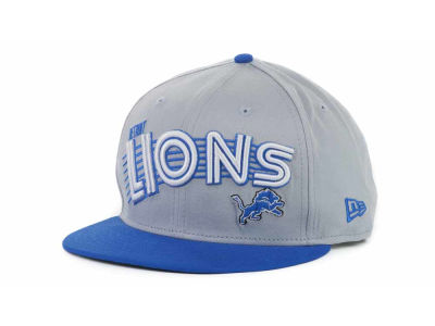 Detroit Lions NFL Swoop 9FIFTY Snapback Hats