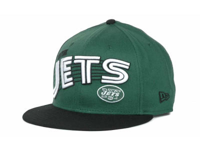 New York Jets NFL Swoop 9FIFTY Snapback Hats