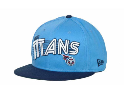 Tennessee Titans NFL Swoop 9FIFTY Snapback Hats