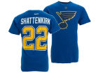 St. Louis Blues Shattenkirk Reebok NHL Player T-Shirt T-Shirts