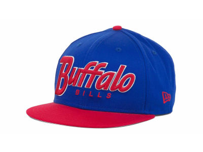 Buffalo Bills NFL Snap It Back 9FIFTY Snapback Hats