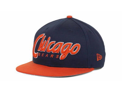Chicago Bears NFL Snap It Back 9FIFTY Snapback Hats