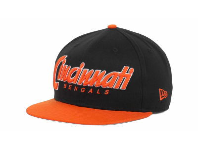 Cincinnati Bengals NFL Snap It Back 9FIFTY Snapback Hats