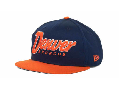 Denver Broncos NFL Snap It Back 9FIFTY Snapback Hats