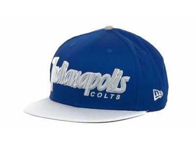Indianapolis Colts NFL Snap It Back 9FIFTY Snapback Hats