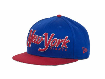 New York Giants NFL Snap It Back 9FIFTY Snapback Hats
