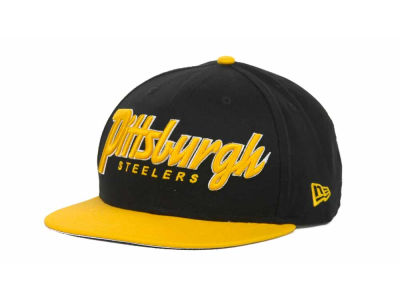 Pittsburgh Steelers NFL Snap It Back 9FIFTY Snapback Hats