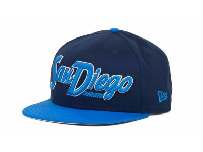 San Diego Chargers NFL Snap It Back 9FIFTY Snapback Hats