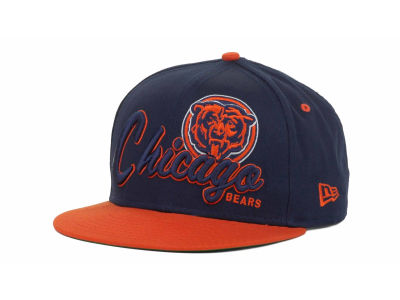 Chicago Bears NFL Logo Class 9FIFTY Snapback Hats