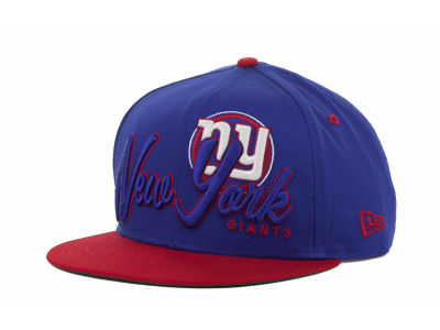 New York Giants NFL Logo Class 9FIFTY Snapback Hats