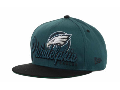 Philadelphia Eagles NFL Logo Class 9FIFTY Snapback Hats