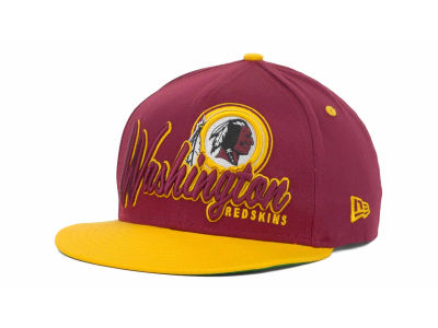 Washington Redskins NFL Logo Class 9FIFTY Snapback Hats